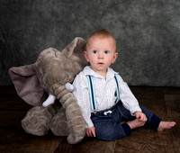 April 2019 Henry 9 Month Session