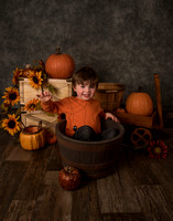 Fall Studio with Kaeden and Kairi Sept 2017